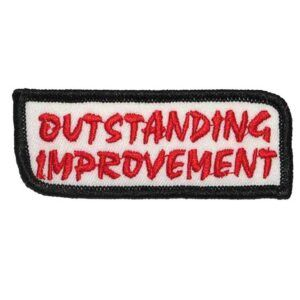 Outstanding Improvement Patch