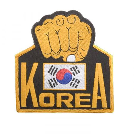 ACC8006MUI - Patch Korean Flag Deluxe 750x750